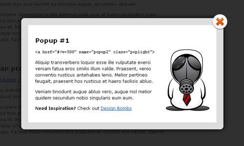 Crez une fentre modale avec css et jquery for Ouvrir fenetre javascript